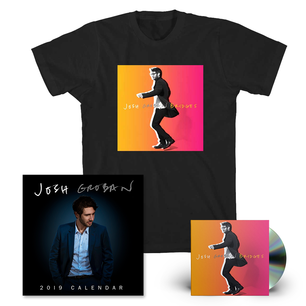 The official website of Josh Groban for news, tour info and official ...
