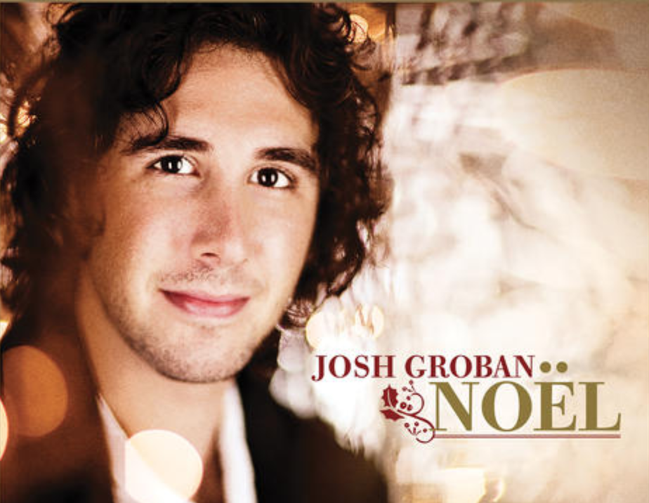 JOSH ANNOUNCES THE RELEASE OF NOËL (DELUXE EDITION) IN CELEBRATION ...